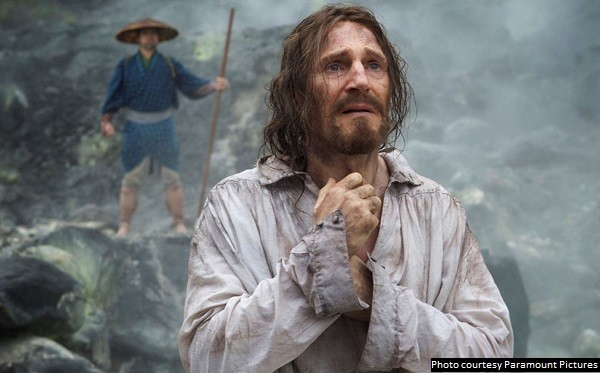 Scorsese's passion project 'Silence' absolutely delivers