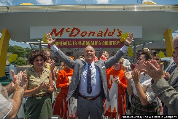 'The Founder' is a well-made, matter-of-fact film