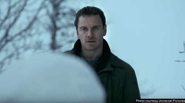 You would be wise to cut your losses and move on from 'The Snowman'