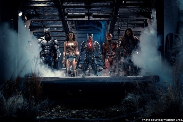'Justice League' proves sometimes the sum of the parts is actually greater than the whole