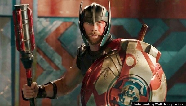 Thor: Ragnarok' is one of the most stylish and fun Marvel movies to come along