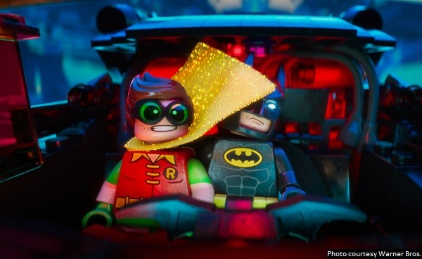 'The LEGO Batman Movie' injects a little levity into the world of the Dark Knight