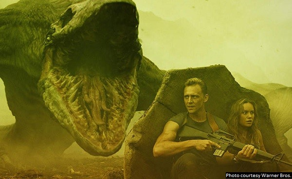 'Kong: Skull Island' brings the noise and the fun