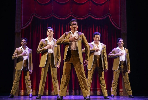 Ambitious 'Motown the Musical' delivers both too much and not enough