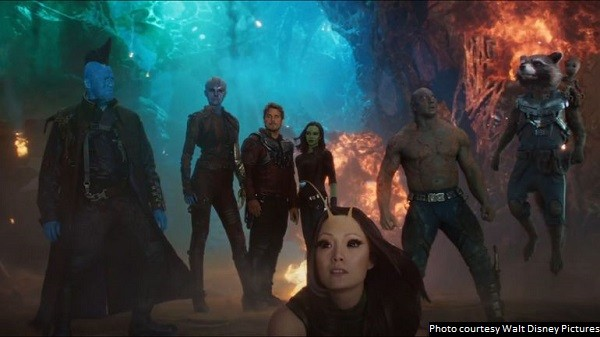 'Guardians of the Galaxy Vol. 2' is a total blast