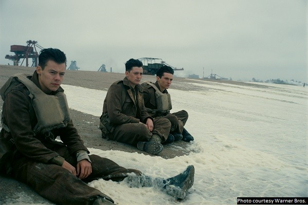 'Dunkirk' is a well-crafted retelling of an overlooked event in World War II