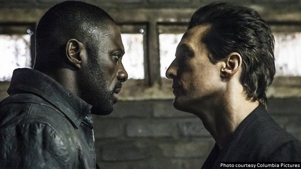 'The Dark Tower' is a sci-fi/fantasy epic that is as sprawling as it is bizarre