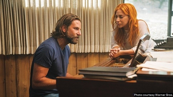 Cooper and Gaga shine in latest version of 'A Star Is Born'