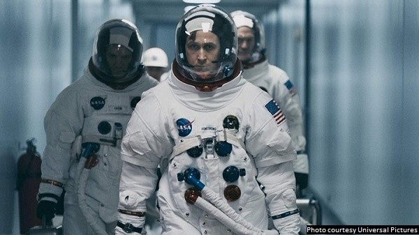 'First Man' is a great film that should not be missed