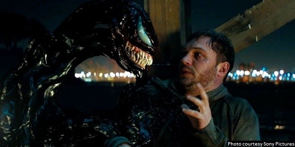 'Venom' as a standalone film can only barely consider itself a success