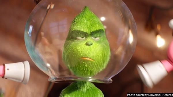 'The Grinch' isn't a travesty, but it is completely and totally unnecessary