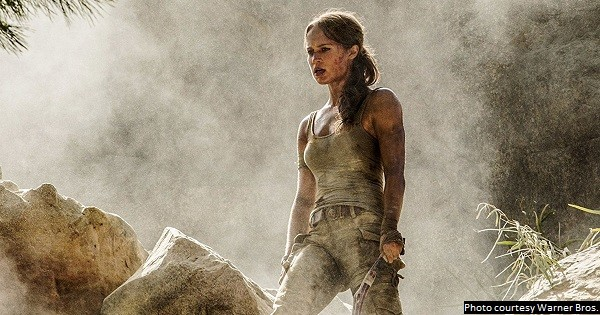 Serviceable 'Tomb Raider' remake is the best video game adaptation to come along