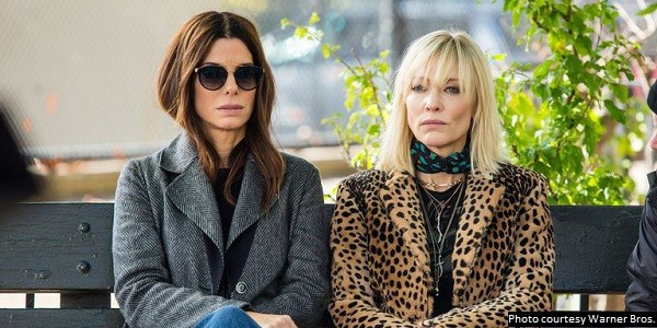 Despite all-star cast, 'Ocean's 8' doesn't quite measure up to the rest of the series