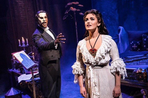 Read more about the article Impressive 'Phantom of the Opera' is what musical theater is all about