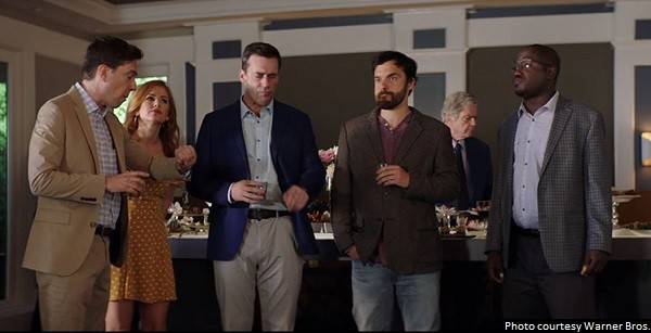 Likable cast delivers just enough laughs to make 'Tag' a worthwhile summer distraction