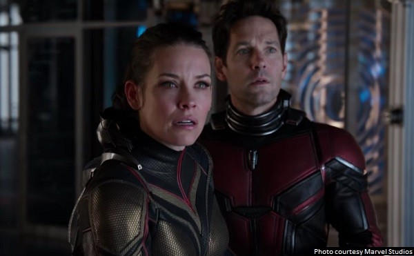 'Ant-Man and the Wasp' is enjoyable enough as long as you don't have high expectations