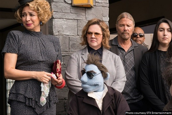 'The Happytime Murders' pushes a lot of boundaries, but is mostly pretty stale and familiar