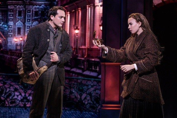 Read more about the article 'Anastasia' mostly seems unsure about what it is trying to say