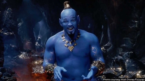 Read more about the article Live-action 'Aladdin' is competent, faithful adaptation of animated family film