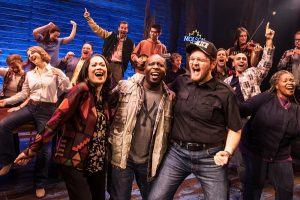 Every aspect is outstanding in 'Come From Away,' a show not to be missed