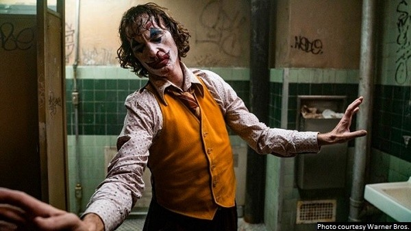 'Joker' is probably the least comic-book 'comic-book movie' ever