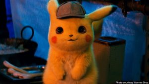 'Pokemon Detective Pikachu' is one you're going to want to release back into the wild