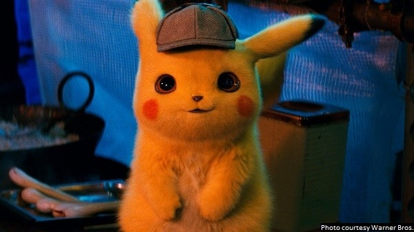 Read more about the article 'Pokemon Detective Pikachu' is one you're going to want to release back into the wild