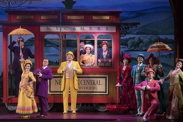 Fun 'Hello, Dolly!' musical is nice, refreshing swim in ocean of happiness