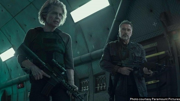 'Terminator: Dark Fate' has its problems, but more than holds its own for franchise fans