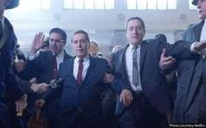 'The Irishman is a landmark film that will make a splash come awards season
