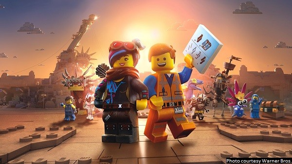 The novelty has worn off, but there are still good times to be had with 'The Lego Movie 2: The Second Part'