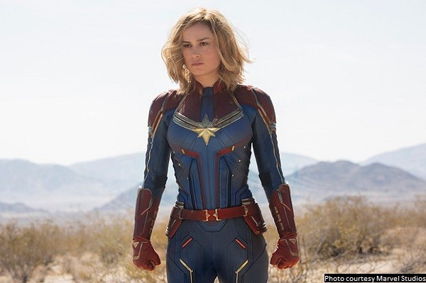 'Captain Marvel' delivers the goods, proves to be pivotal character in Marvel Cinematic Universe
