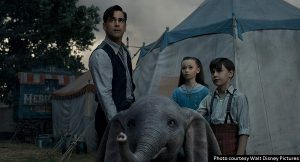 'Dumbo' never truly soars
