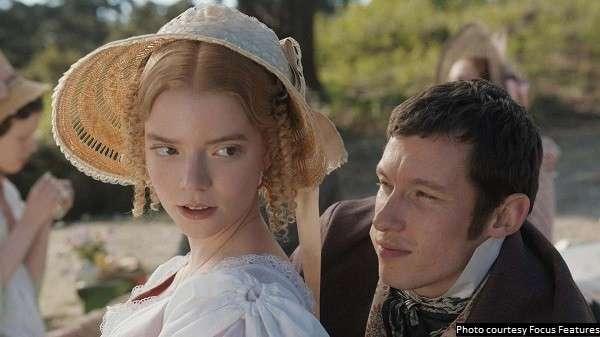 Delightful 'Emma' as much a feast for eyes as it is ears
