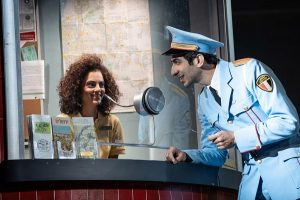 'The Band's Visit' is nice while it lasts, but doesn't leave lasting impression