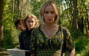 Returning to 'A Quiet Place' in more ways than one