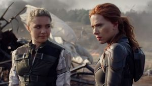 Black Widow' gets Marvel into the spy game