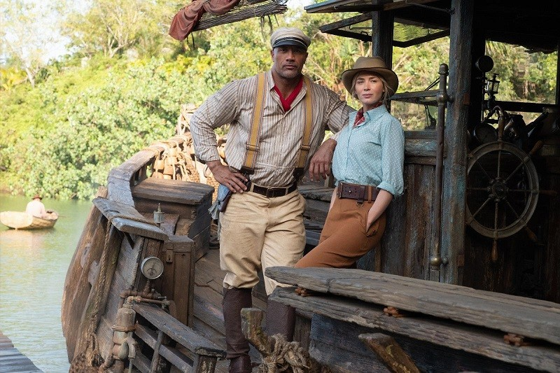 Read more about the article 'Jungle Cruise' gets lost upriver